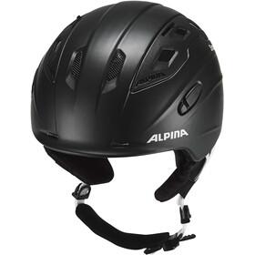 Alpina Snowmythos Helmet black matt